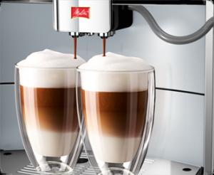 Caffeo Barista T Visible Vending